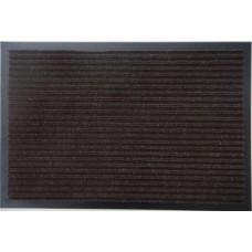 коврик грязезащитный влаговпитывающий 90х150см,коричневый
