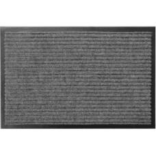 коврик грязезащитный влаговпитывающий 90х150см,серый