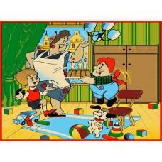 Ковер 1,5*2 арт.554а6  Коллекция : Детская